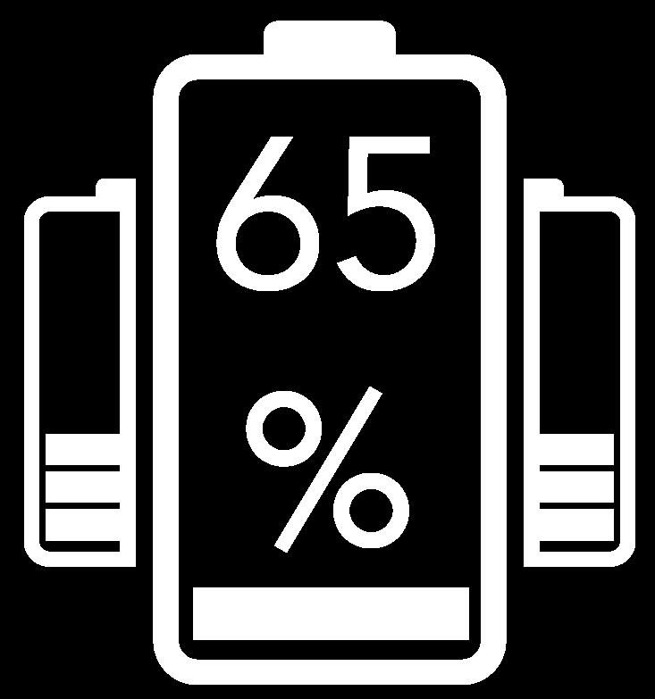 Endast 65 procent återvinns